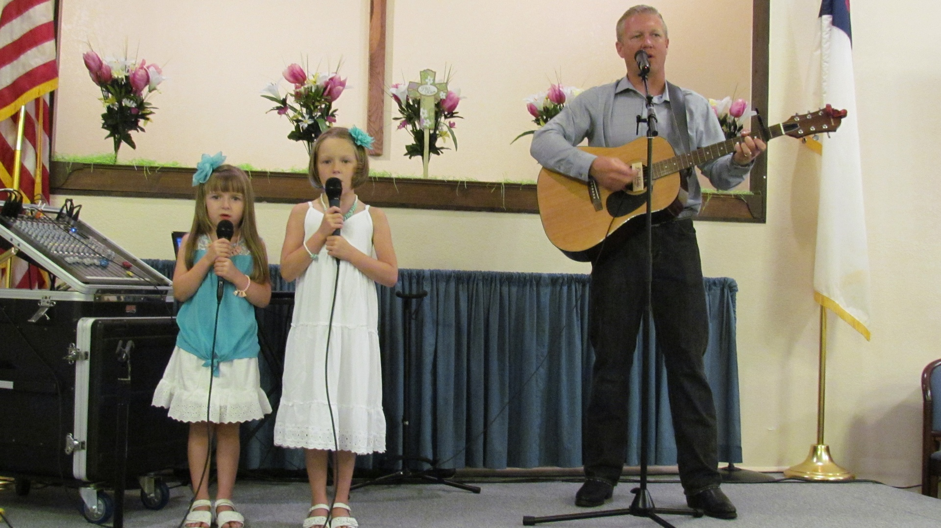 Sugar Creek Community Church June 2015