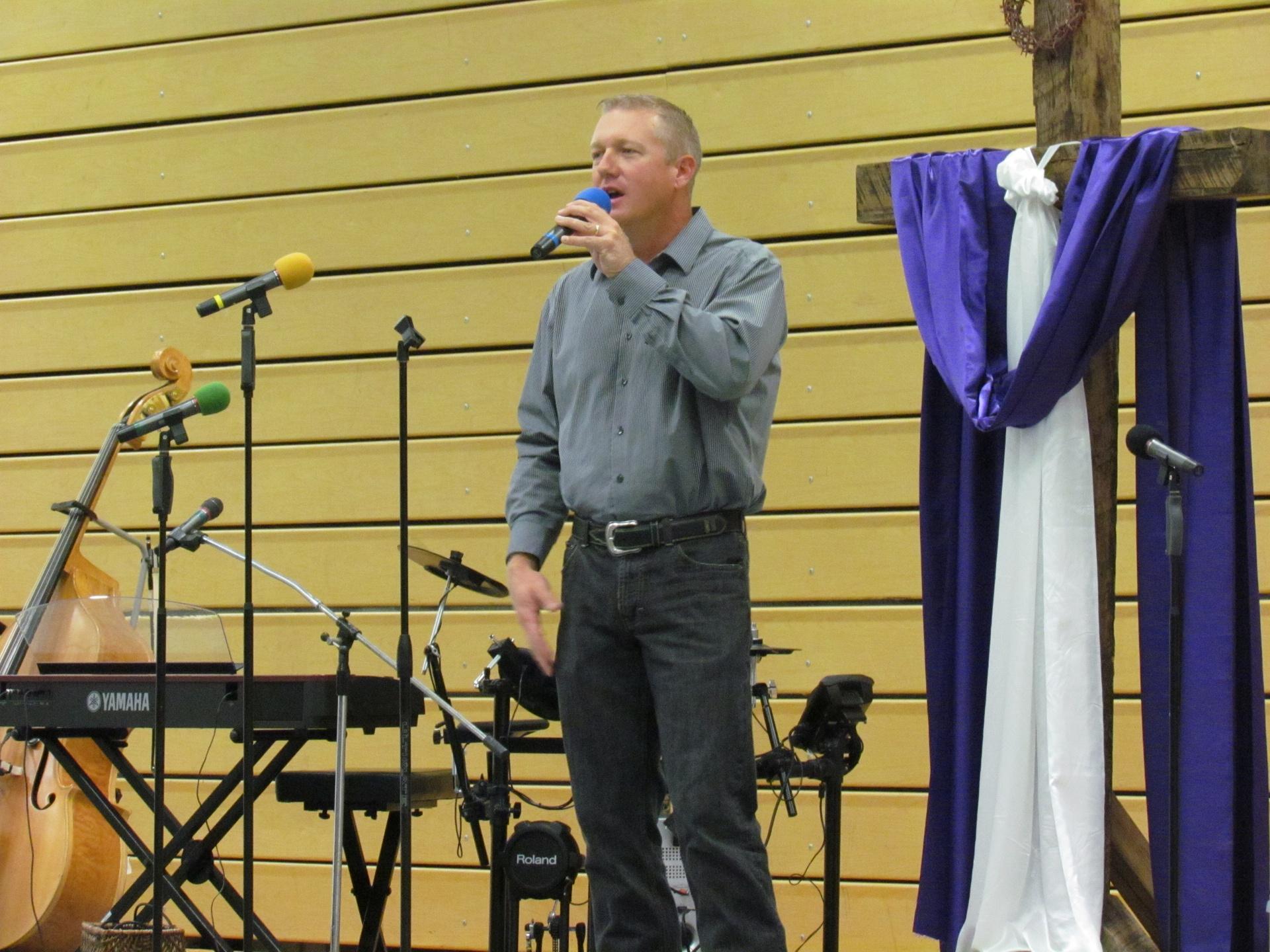 Living Waters Gospel Fest Aug 2014
